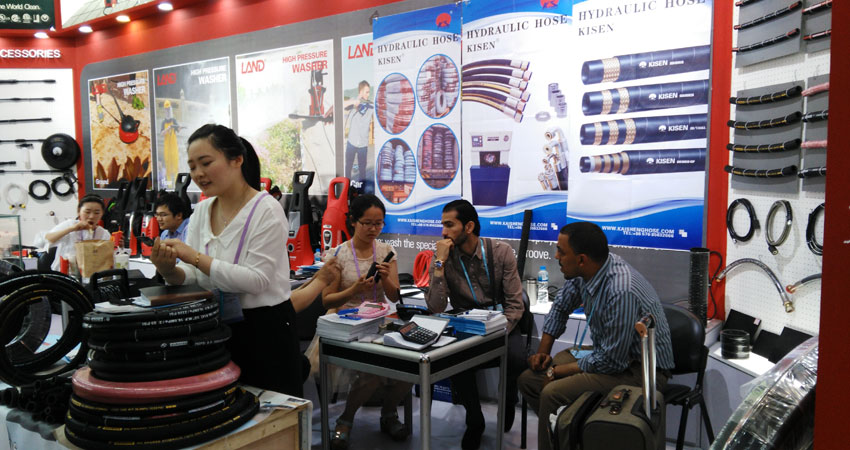 Canton fair tour package from Chandigarh